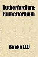 Rutherfordium: Winter of 2009-2010 in Europe