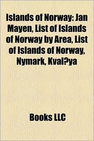 Islands Of Norway - Books Llc