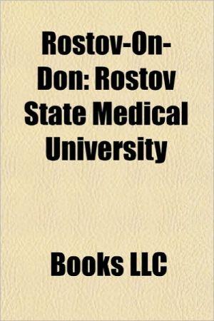 Rostov-on-Don: People from Rostov-on-Don, Sport in Rostov, FC Rostov, Rostov State Medical University, FC SKA Rostov-on-Don, Maxim Staviski