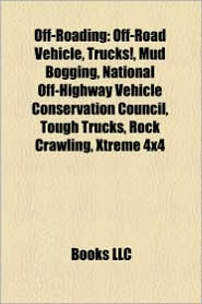 Off-Roading - Books Llc