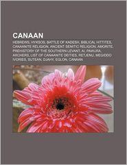 Canaan - Books Llc