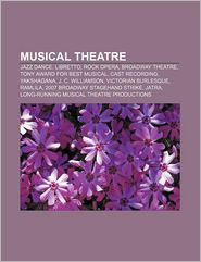 Musical Theatre - Books Llc