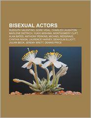 Bisexual Actors - Books Llc