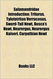 Salamandridae Introduction - Books Llc