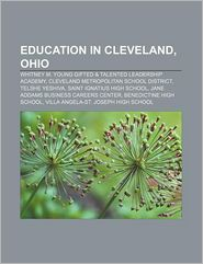 Education In Cleveland, Ohio - Books Llc
