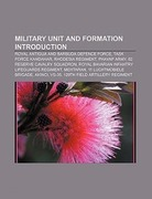 Military unit and formation Introduction