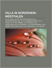Villa In Nordrhein-Westfalen - B Cher Gruppe (Editor)