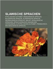 Slawische Sprachen - B Cher Gruppe (Editor)