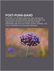 Post-Punk-Band - B Cher Gruppe (Editor)