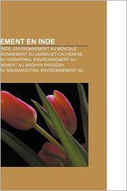Environnement En Inde - Livres Groupe (Editor)