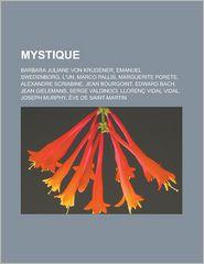 Mystique - Livres Groupe (Editor)