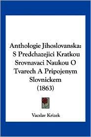 Anthologie Jihoslovanska: S Predchazejici Kratkou Srovnavaci Naukou O Tvarech a Pripojenym Slovnickem (1863) - Vacslav Krizek
