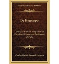 de Hegesippo - Charles Martial Allemand-Lavigerie