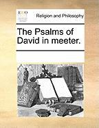 The Psalms of David in Meeter.
