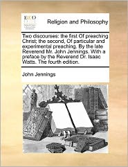 Two Discourses - John Jennings
