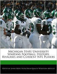 Michigan State University Spartans Football - Jenny Reese