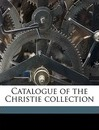 Catalogue of the Christie Collection - University Library Christie Manchester University Library Christie