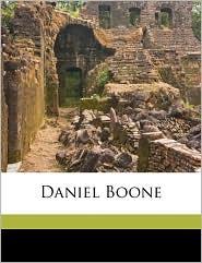 Daniel Boone - Lucile Gulliver