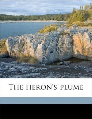 The heron's plume