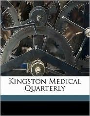 Kingston Medical Quarterly Volume v.1 n. 02 - Anonymous