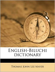 English-Biluchi Dictionary