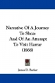 Narrative of a Journey to Shoa: And of an Attempt to Visit Harrar (1868)