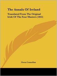 The Annals Of Ireland - Owen Connellan