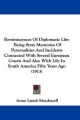 Reminiscences of Diplomatic Life - Anne Lumb Macdonell