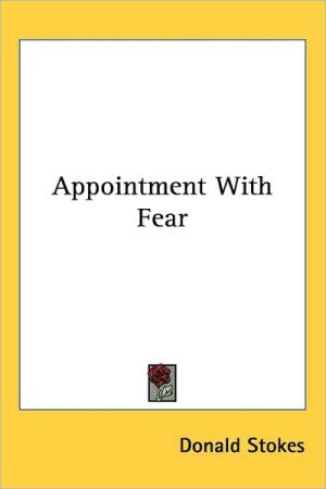 Appointment with Fear - Donald Stokes