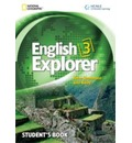 English Explorer 3 with MultiROM - Jane Bailey