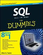 Allen G. Taylor: SQL All-in-One For Dummies