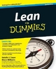 Lean For Dummies - Natalie J. Sayer; Bruce Williams
