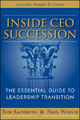 Inside CEO Succession - Thomas J. Saporito;  Paul Winum