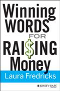 Winning Words For Raising Money - Laura Fredricks