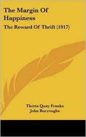 The Margin Of Happiness - Thetta Quay Franks