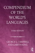 Compendium of the World's Languages - Campbell, George L.