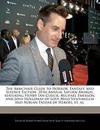 The Armchair Guide to Horror, Fantasy, and Science Fiction: 35th Annual Saturn Awards, Featuring Henry Ian Cusick, Michael Emerson, and Josh Holloway