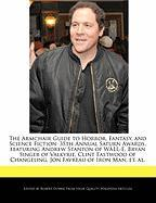 The Armchair Guide to Horror, Fantasy, and Science Fiction: 35th Annual Saturn Awards, Featuring Andrew Stanton of Wall-E, Bryan Singer of Valkyrie, C