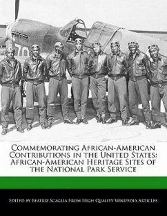 Commemorating African-American Contributions in the United States: African-American Heritage Sites of the National Park Service - Scaglia, Beatriz