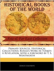 Primary Sources, Historical Collections - Georges Giacometti, Foreword by T. S. Wentworth