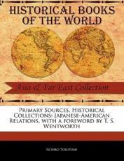 Japanese-American Relations - Iichiro Tokutomi