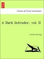 A Dark Intruder, vol. II - Dowling, Richard