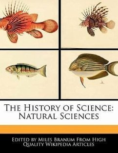 The History of Science: Natural Sciences - Branum, Miles