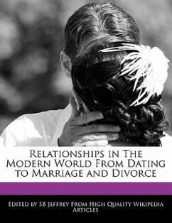 Relationships in the Modern World from Dating to Marriage and Divorce - Jeffrey, Sb