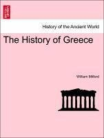 The History of Greece. The Seventh Volume - Mitford, William