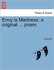 Envy Is Madness - J Stamford