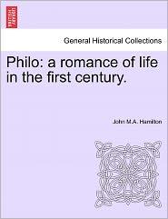 Philo - John M.A. Hamilton