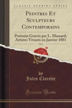 Peintres Et Sculpteurs Contemporains, Vol. 2