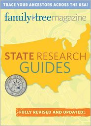 State Research Guides: Trace Your Roots Across the USA (PagePerfect NOOK Book) - Family Tree Magazine