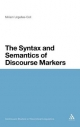 Syntax and Semantics of Discourse Markers - Miriam Urgelles-Coll
